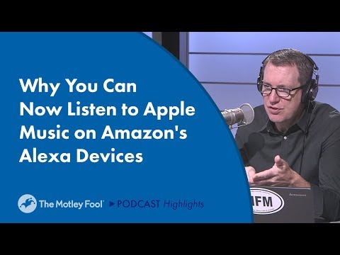Why You Can Now Listen to Apple Music on Amazon's Alexa Devices