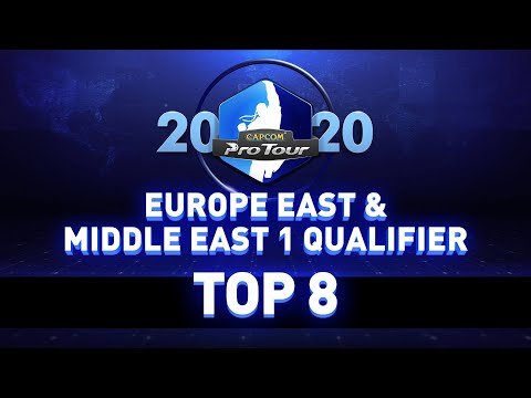 CPT 2020 Online EU East & Middle East - Top 8
