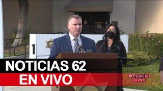 Oficina del alguacil pide ayuda al público para detener a responsable – Noticias 62 - Thumbnail