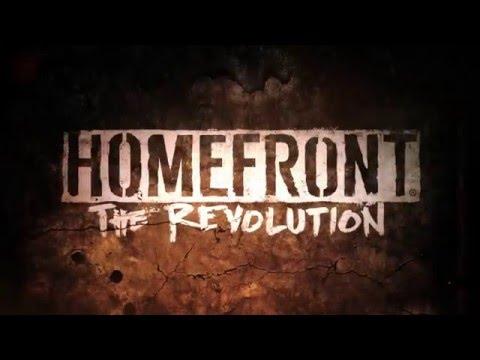 Homefront: The Revolution. Трейлер на русском — «Искра»