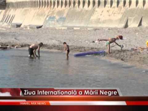 Ziua Internaţională a Mării Negre – VIDEO
