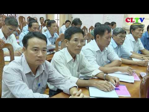 Tập huấn nghiệp vụ cho hòa giải viên cơ sở