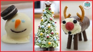 3 DIY CHRISTMAS TREATS by  My Virgin Kitchen