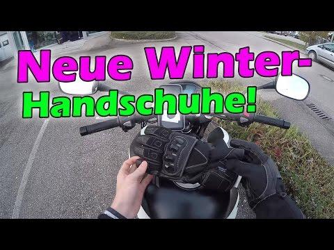 Motorrad - Winterhandschuhe ♥ LifeOn2Wheels