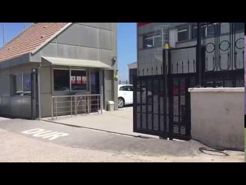 Rapido Kayar Bahçe Kapısı | Dış | GOXU