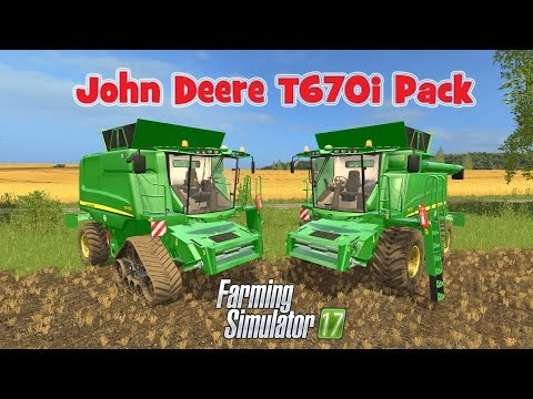 John Deere T670i BETA
