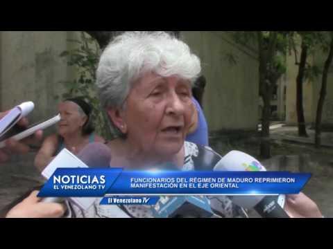 Emisión Estelar de Noticias El Venezolano TV con @marciasusanatv y @EVillalobosTV 21-04-2017 Seg. 03