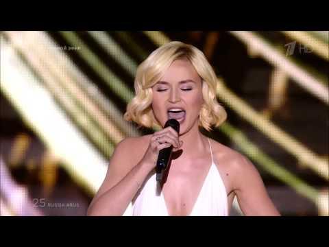 Евровидение 2015   Финал  Полина Гагарина ( HD ) (видео)
