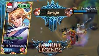 Video MAIN BARENG 「Saints」Óura火 - Mobile Legends Indonesia MP3, 3GP, MP4, WEBM, AVI, FLV Oktober 2017