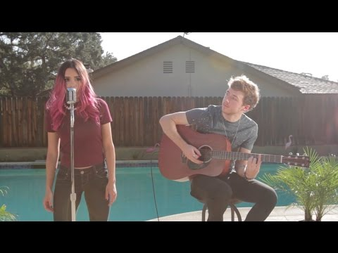 """Maroon 5  """"Don't Wanna Know"""" Cover by Megan Nicole"""