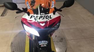 8. 2012 Honda CBR 600RR 500026