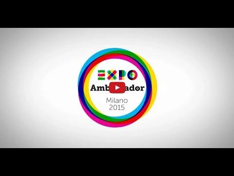 Expo Milano 2015 Ambassadors