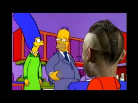 Vidal Versión Los Simpsons
