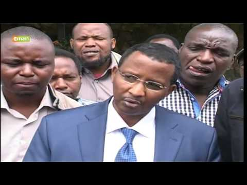 IEBC Says No to Extension