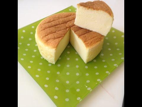 Bông lan phô mai Nhật Bản - Japanese Cotton Cheesecake