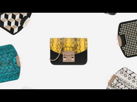 MyPlayFurla - Customize your Metropolis Bag