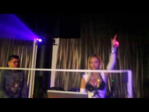 DJ NESSA UKRAINE  @PRIVE JKT 2014 Part 2 By ZD Enterprise (видео)