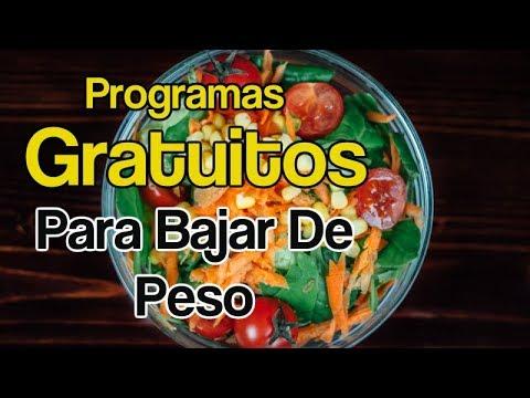 Dieta para bajar de peso - Programas Gratuitos Para Bajar De Peso