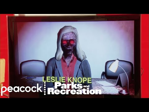 Leslie's TERRIFYING Wamapoke Curse - Parks and Recreation
