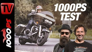 4. 1000PS Test - Harley-Davidson Road Glide Special 2017