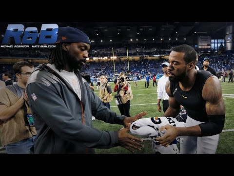 Video: Is Calvin Johnson a Hall of Famer? | Charles Tillman Interview| The R&B Podcast| NFL