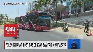 Video Polemik Bayar Tiket Bus Dengan Sampah di Surabaya MP3, 3GP, MP4, WEBM, AVI, FLV Desember 2018