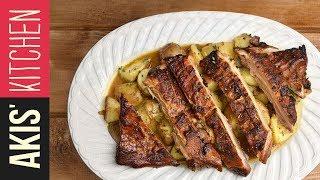 Crispy pancetta | Akis Kitchen by Akis Kitchen