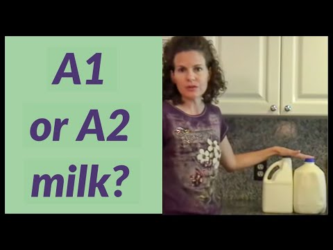 A1 or A2 Milk?   TheHealthyHomeEconomist.com