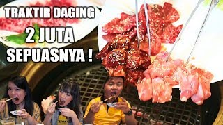 Video #TRAKTIRSUBS DAGING 2 JUTA SEPUASNYAAAA MP3, 3GP, MP4, WEBM, AVI, FLV Juli 2019