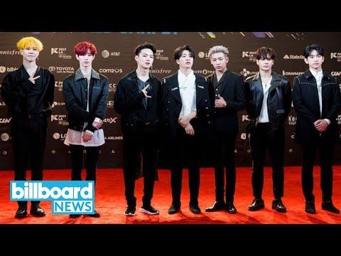 GOT7 Announce World Tour, Becoming First K-Pop Group to Headline Barclays Center | Billboard News