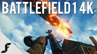 BATTLEFIELD 1 in 4K - Multiplayer Gameplay Upscaled