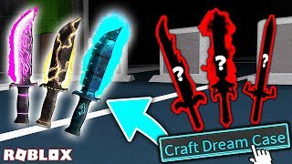 HOW TO CRAFT THE NEW DREAM MYTHICS! (Roblox Assassin Update) *ULTRA RARE*