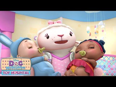 Top 5 Baby Moments | Doc McStuffins | Disney Junior