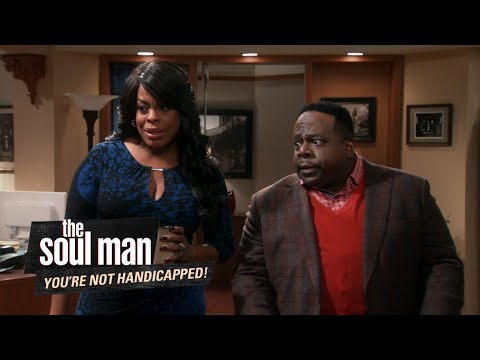 The Soul Man: You're Not Handicapped!