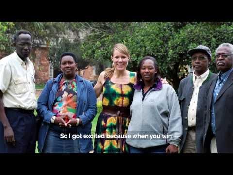 Rwanda Coffee & The Global Knowledge Initiative