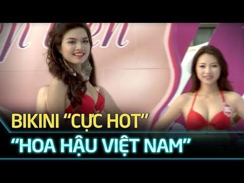 Hoa hậu, người mẫu, áo tắm, bikini, HOA HẬU VIỆT NAM - TẬP 36