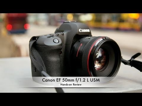 Canon EF 50mm 1.2L lens - In this video we take a look at Canon's 50mm f/1.2L USM by taking it out for some street photography. How does the successor to the f1.0L perform? Watch to f...