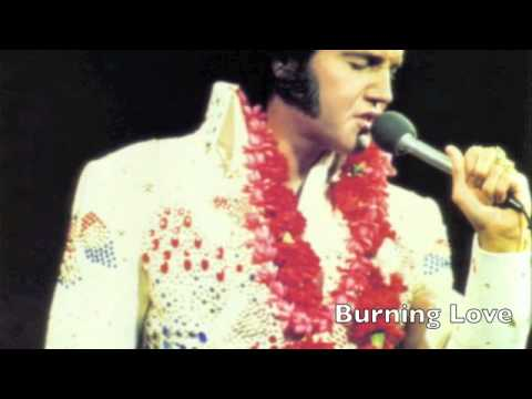 The Top 10 songs by Elvis Presley