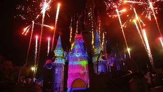 Once Upon a Time in Magic Kingdom at the Walt Disney World on 23 Jul 2017.