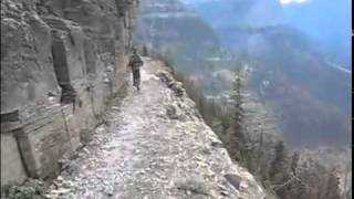 Video Glacier National Park Highline Trail MP3, 3GP, MP4, WEBM, AVI, FLV Agustus 2017