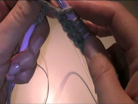 Pulswärmer für Herren stricken - Video