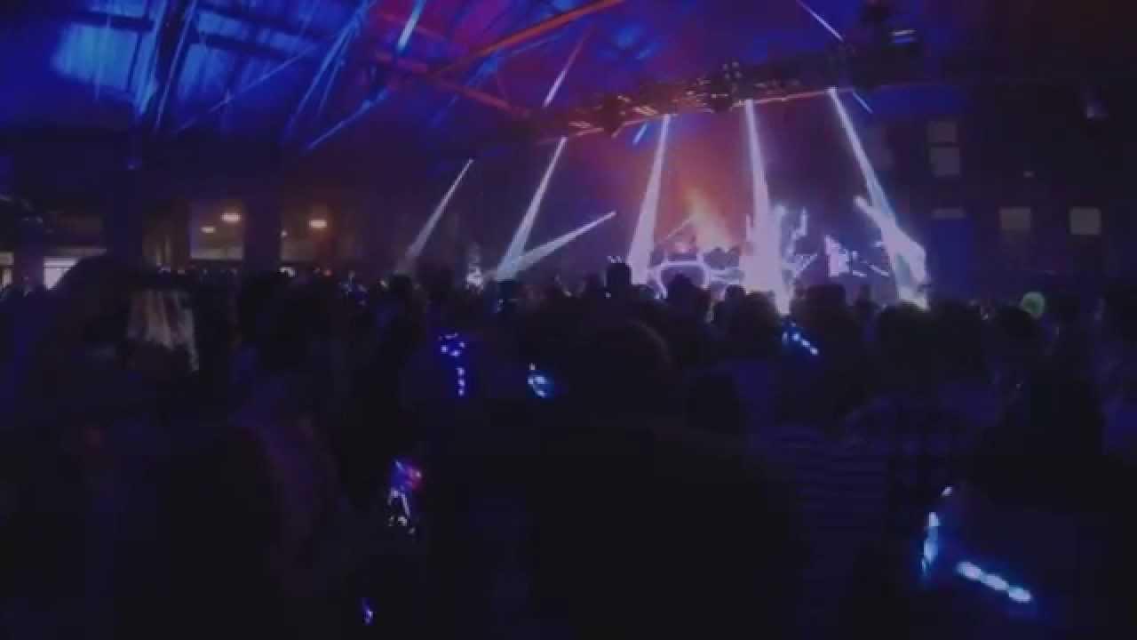 Deadmau5 - Live @ 5 Years Of Mau5, Honda Stage, New York