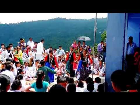 Video Rumali ka gantha - 15th August,2015 - Surya Montessori School Didihat download in MP3, 3GP, MP4, WEBM, AVI, FLV January 2017