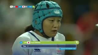 Asian Games 2018 Women's Gold Medal Game Japan V China