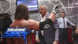 Nonton AJ Styles and Shane McMahon's confrontation spins out of control: WWE Talking Smack, March 7, 2017 Film Subtitle Indonesia Streaming Movie Download