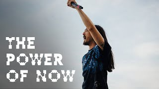 The Power Of Now (Live Extended Edit) - Steve Aoki & Headhunterz