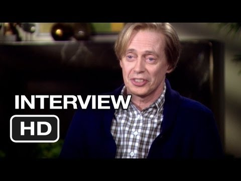 The Incredible Burt Wonderstone Interview - Steve Buscemi (2013) - Comedy Movie HD