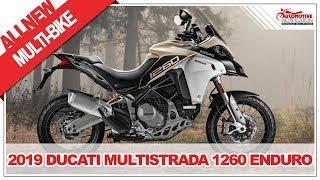 7. 2019 Ducati Multistrada 1260 Enduro — Price & Specs