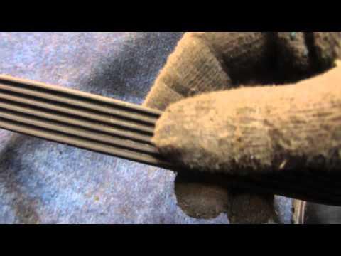 Как поменять ремень генератора на ваз 2112 16 клапанной своими руками снимок