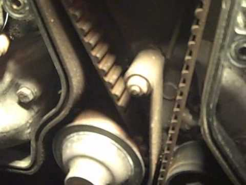 Timing Belt Change Porsche 944 – Video #4.wmv